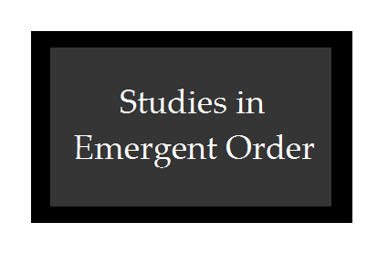Studies in Emergent Order